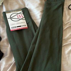 Pants - Never worn green leggings